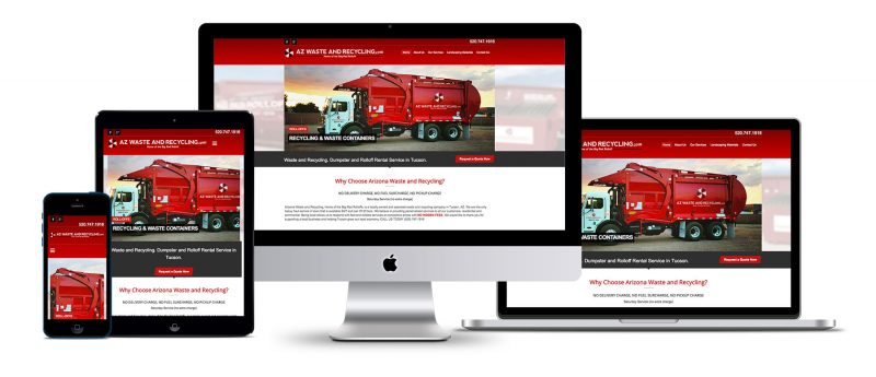 Visit Website: AZ Waste and Recycling »