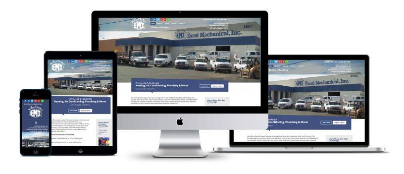 Visit Website: Excel Mechanical Inc »