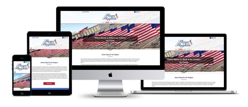 Visit Website: Flags for the Flagless »
