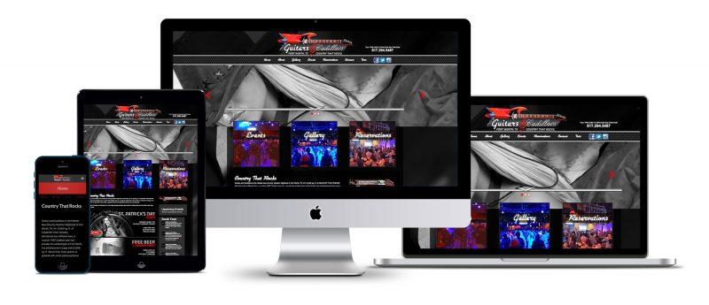 Visit Website: Guitars and Cadillacs »