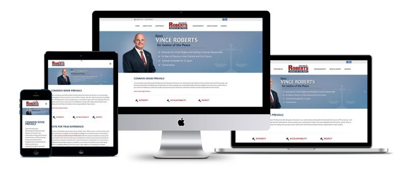 Visit Website: Vince Roberts »
