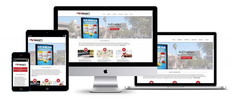 Visit Website: AdVision Outdoor Displays »