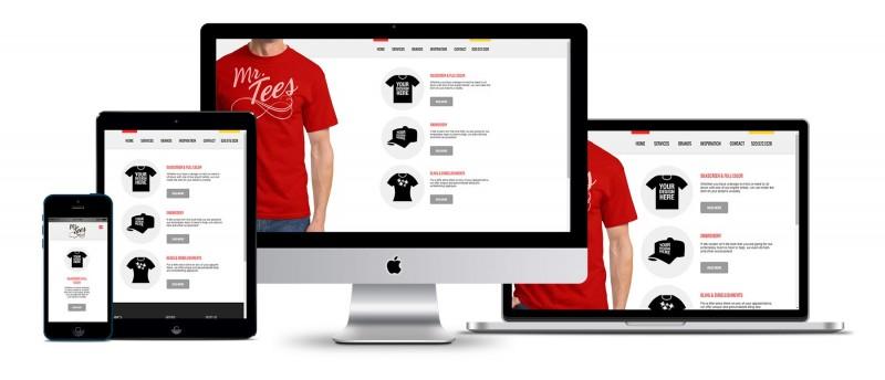 Visit Website: Mr. Tees Wearable Designs »